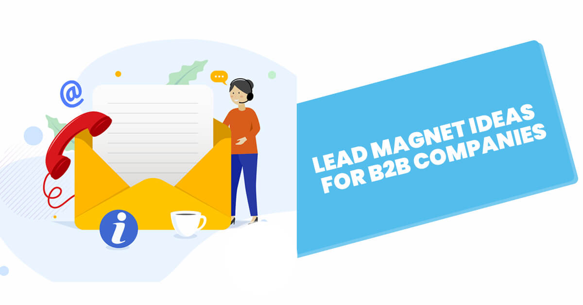 Lead Magnet Ideas Cover Photo